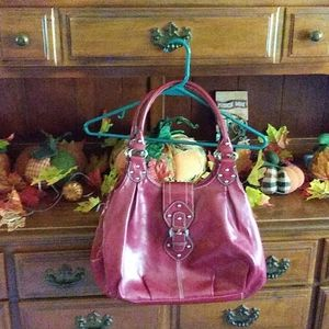 St. John's Bay red handbag